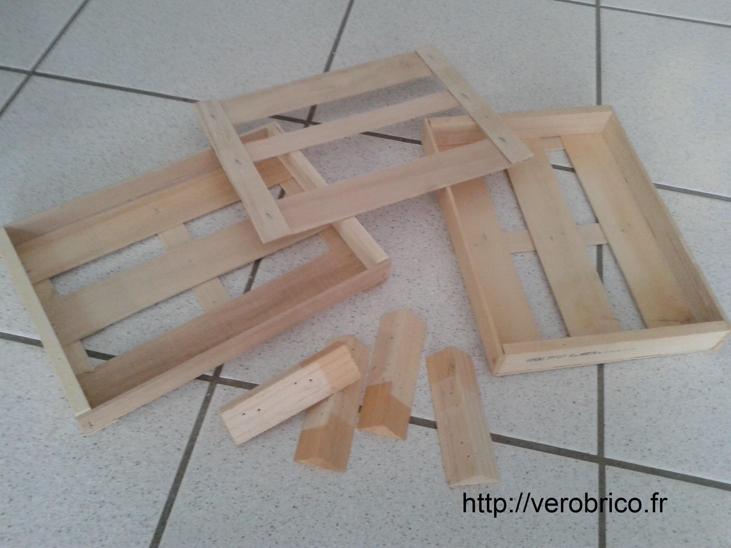 corbeille pain ou bo te pices le coin bricolage de v robrico. Black Bedroom Furniture Sets. Home Design Ideas